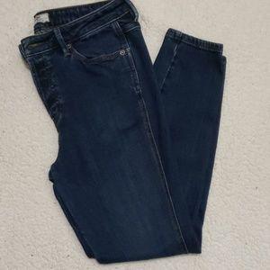Free People Dark Blue Jean's sz 29